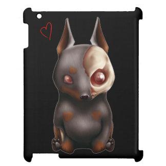 Chibi Zombie Dog iPad case