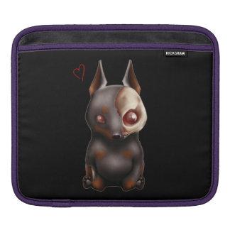 Chibi Zombie Dog iPad sleeve