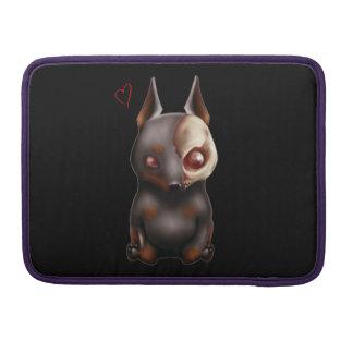 Chibi Zombie Dog Macbook sleeve