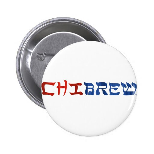 ChiBrew Pinback Button