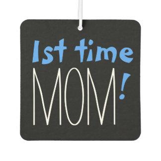 CHIC AIR FRESHENER_1st time MOM!, BLUE/WHITE/BLACK Air Freshener