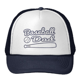 Chic and Cool Baseball Dad Trucker Hat