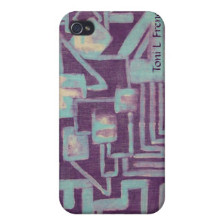 Chic Batik I-Phone Case iPhone 4/4S Covers