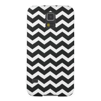 Chic Black & White Chevron Galaxy Nexus Case