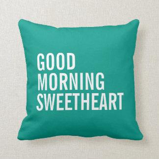 Good Morning Beautiful Pillows Decorative Amp Throw