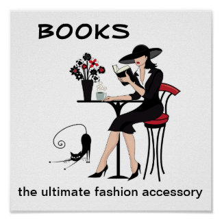 Chic Books Poster