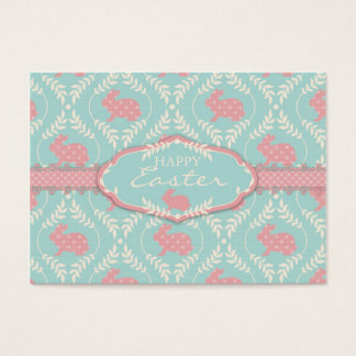 Chic Bunny Gift Tag