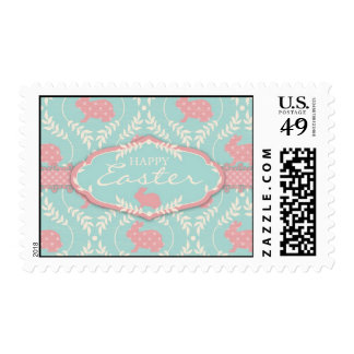 Chic Bunny Stamp