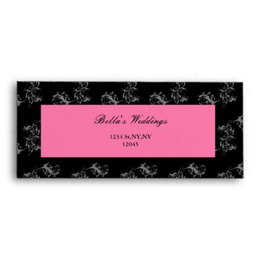 Chic Business Envelope