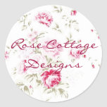 CHIC BUSINESS / OCCASION GIFT WRAP STICKER
