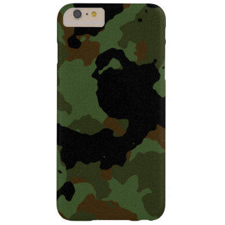 Chic Camo Barely There iPhone 6 Plus Case