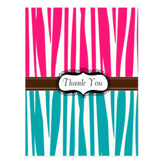 Chic Cards By Young Pretty and Wild Post Card