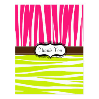 Chic Cards By Young Pretty and Wild Post Cards