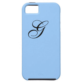 CHIC_CASE MATE IPHONE 5_VIBE_ 153 BLUE iPhone SE/5/5s CASE