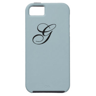 CHIC_CASE MATE IPHONE 5_VIBE_ 162 POWDER BLUE iPhone 5 COVERS