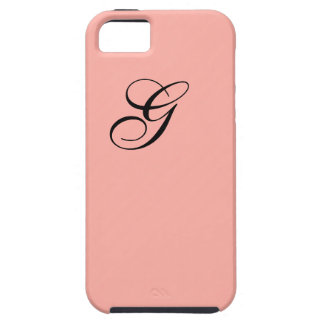 CHIC_CASE MATE IPHONE 5_VIBE_255 MED BLUSH iPhone SE/5/5s CASE