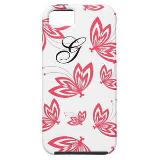 CHIC_CASE MATE IPHONE 5_VIBE_MOD BUTTERFLIES 115 iPhone SE/5/5s CASE