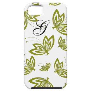 CHIC_CASE MATE IPHONE 5_VIBE_MOD BUTTERFLIES 137 iPhone SE/5/5s CASE