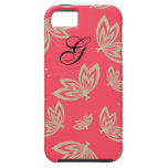 CHIC_CASE MATE IPHONE 5_VIBE_MOD BUTTERFLIES 193 iPhone 5 CASE
