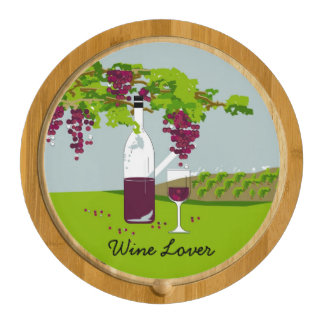 CHIC CHEESE TRAY_WINE LOVER CHEESE BOARD