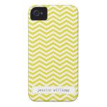 Chic Chevron Case-Mate iPhone 4 Case