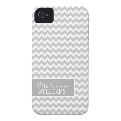 Chic Chevron iPhone 4 Cover