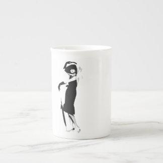 Chic China Mug Dahling Collection Porcelain Mug