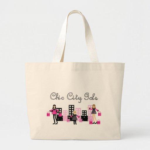 Chic City Gal Handbag, Purse, Bag Tote