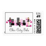 Chic City Gals Postage