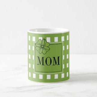CHIC COFFEE MUG_PRETTY FOR MOM_GREENERY COFFEE MUG