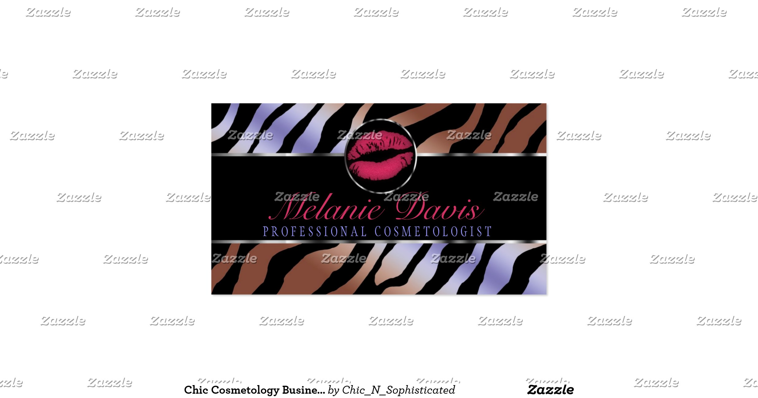 Cosmetologist business cards militaryalicious cosmetologist business cards reheart Gallery