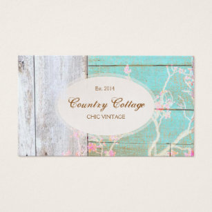 Art business cards 56300 art business card templates chic country vintage rustic wood boutique business card fbccfo Images