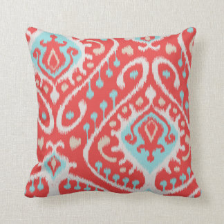Turquoise and red pillows decorative throw pillows for Turquoise and red throw pillows