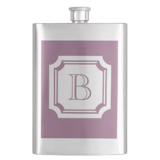 CHIC FLASK_599 RADIANT ORCHID CLASSIC MONOGRAM FLASK
