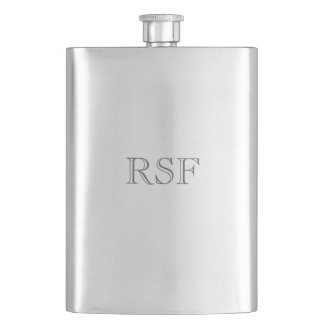 CHIC FLASK_CLASSIC MONOGRAM HIP FLASK