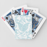 Chic Floral Playing Cards
