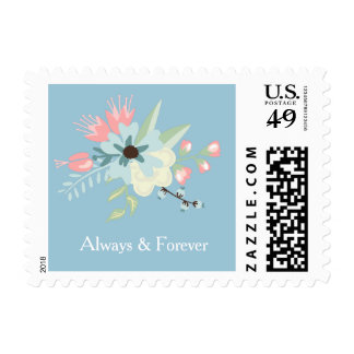 Chic Floral Stamp