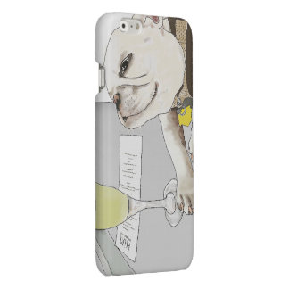 Chic French Bull Dog Glossy iPhone 6 Case