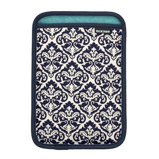 Chic French Damask iPad Mini Sleeve