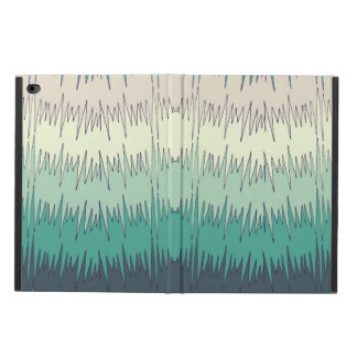 Chic Funky Chevron Zigzag Colorful Vibrant Pattern Powis iPad Air 2 Case