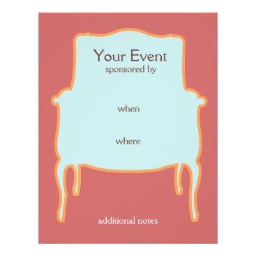 Chic Furniture Flyer