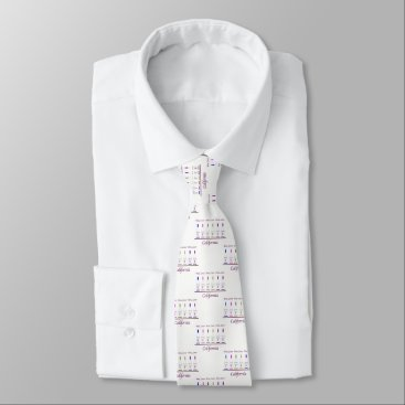 """Professional Business CHIC GUY_MODERN """"WINE LOVER"""" FASHION TIE"""