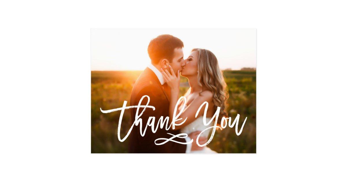 Wedding Thank You Cards | Zazzle