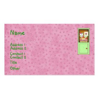 Chic Hutch Profile Card Business Card