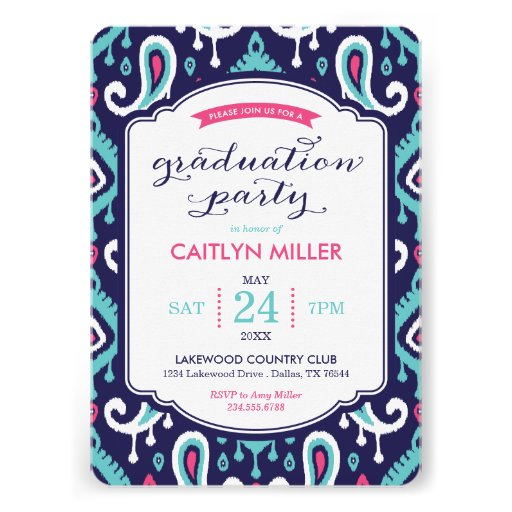 Graduation Party Invitations Wording Examples was adorable invitation example