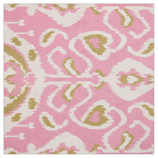 Tribal Fabric Patterns Pink