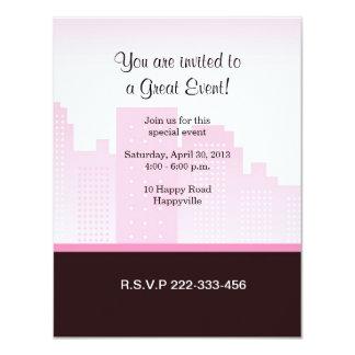 Chic Invitation Template