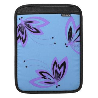 -chic ipad sleeve-MOD BUTTERFLIES Sleeve For iPads