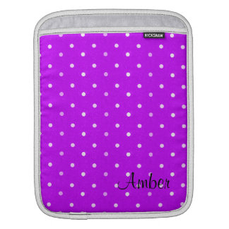 Chic iPad Sleeves By The Frisky Kitten