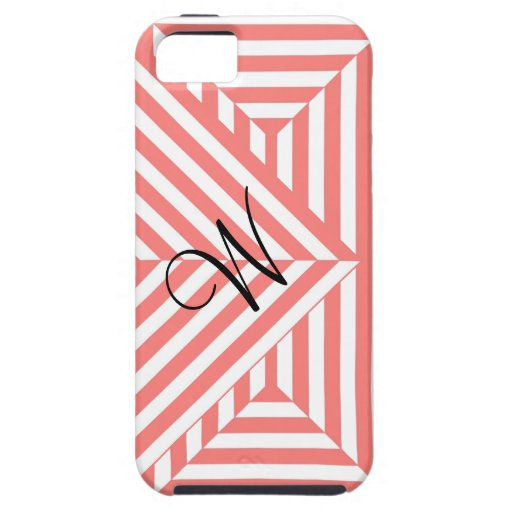 chic iphone5 case_ MOD STRIPES 11 iPhone 5 Covers